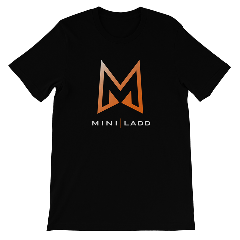 SOLD OUT - Mini Ladd ™ || Limited Edition - Signature T-Shirt