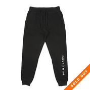 Mini Ladd™ Limited Run Fleece Joggers (Black)