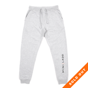 Mini Ladd™ Limited Run Fleece Joggers (Heather Grey)