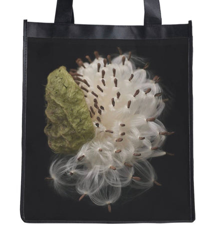 Milkweed Reusable Biodegradable Shopping Bag by Talfoto