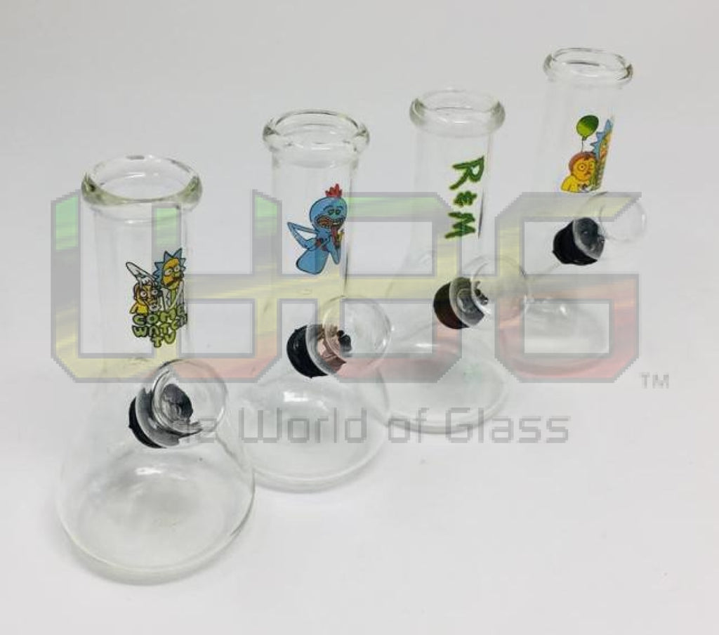5 Or 7 Rm Clear Traveler Water Pipe