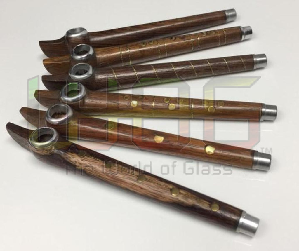 5 Doha Wooden Hand Pipe