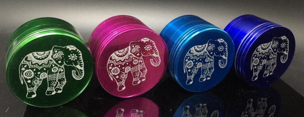 32/ 50/ 60Mm Elephant Four Parts Grinder