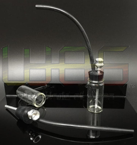 4 Minnow Jar Pipes (Fimo Optional) Classic Water Pipe