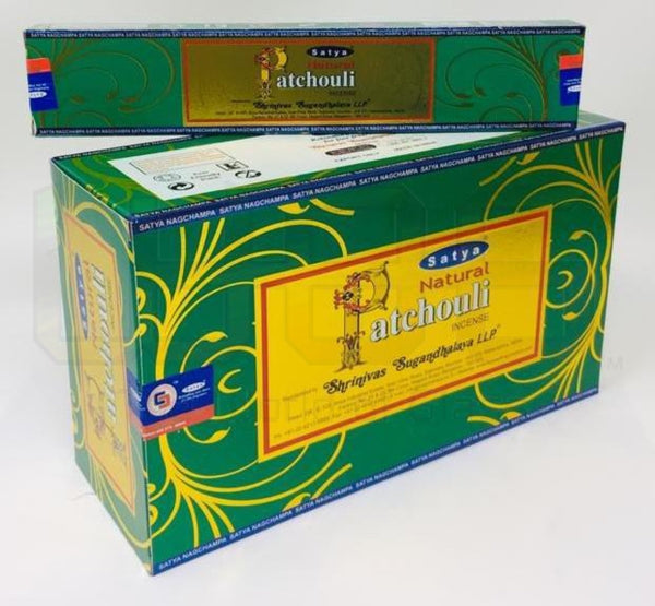 Satya Incense 12pakes of 15 grams