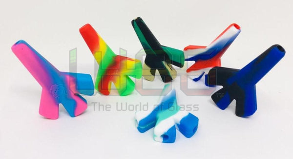 3 Silicone Triple Blunt Holder