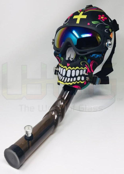 Gas Mask Pipes