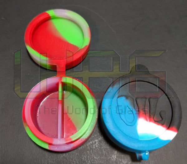 42mm Double Silicone Jar