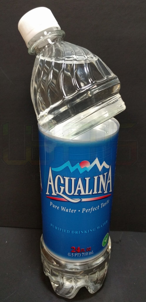 Agualina 24Oz Water Stash Bottle Can