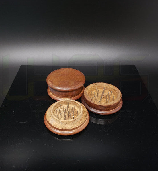 1.5- 3 Two Piece Wood Grinder 2