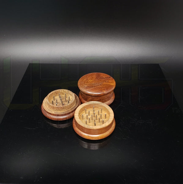 1.5- 3 Two Piece Wood Grinder 1.5