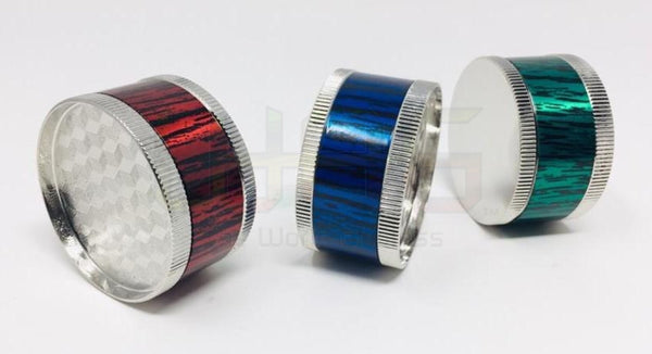 50Mm Graphic Seashell Grinder