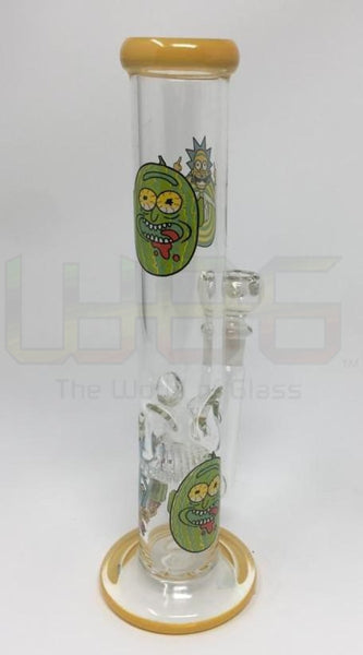 10 Rm Ice Catcher Honeycomb Water Pipe 12 Multi Logo