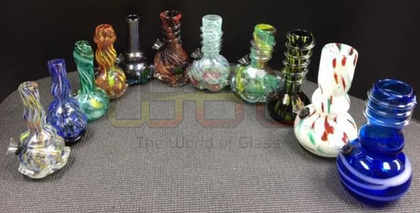 5 - 6 Soft Glass Water Pipe