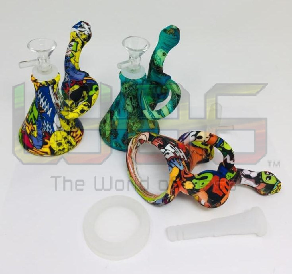 4.5 Extended Mouth Water Pipe