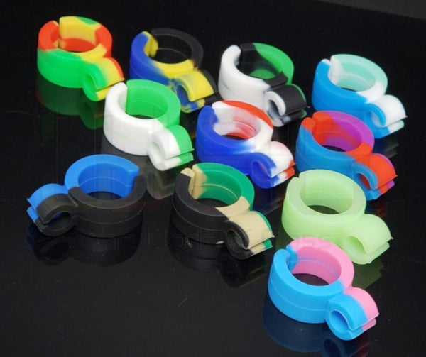 25Mm Silicone Blunt Ring