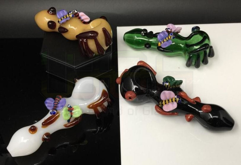 5 Butterfly Hand Pipe