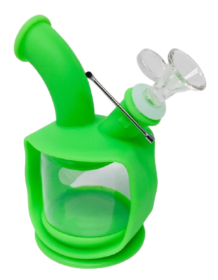 "6"" Silicone Kettle Water Pipe"