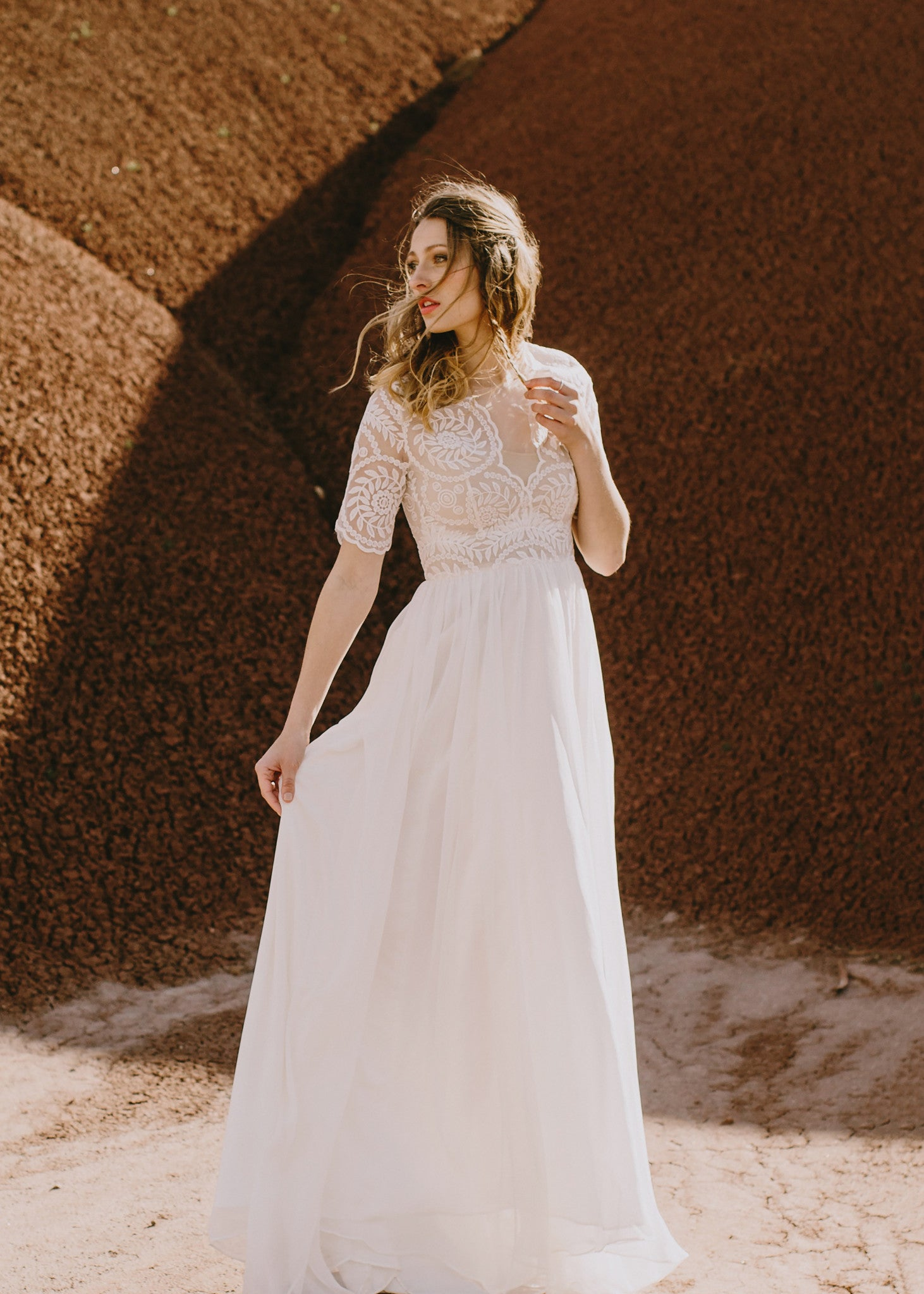 Ofrenda Gown