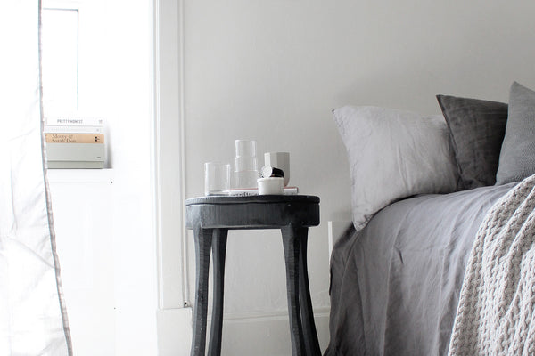 Dress Your Bedroom in Linen