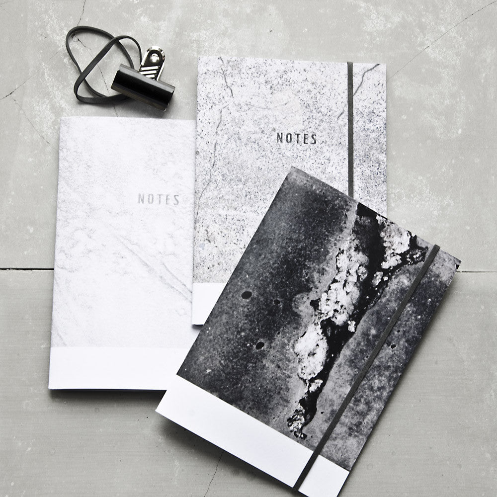 Concrete Notebook Collection
