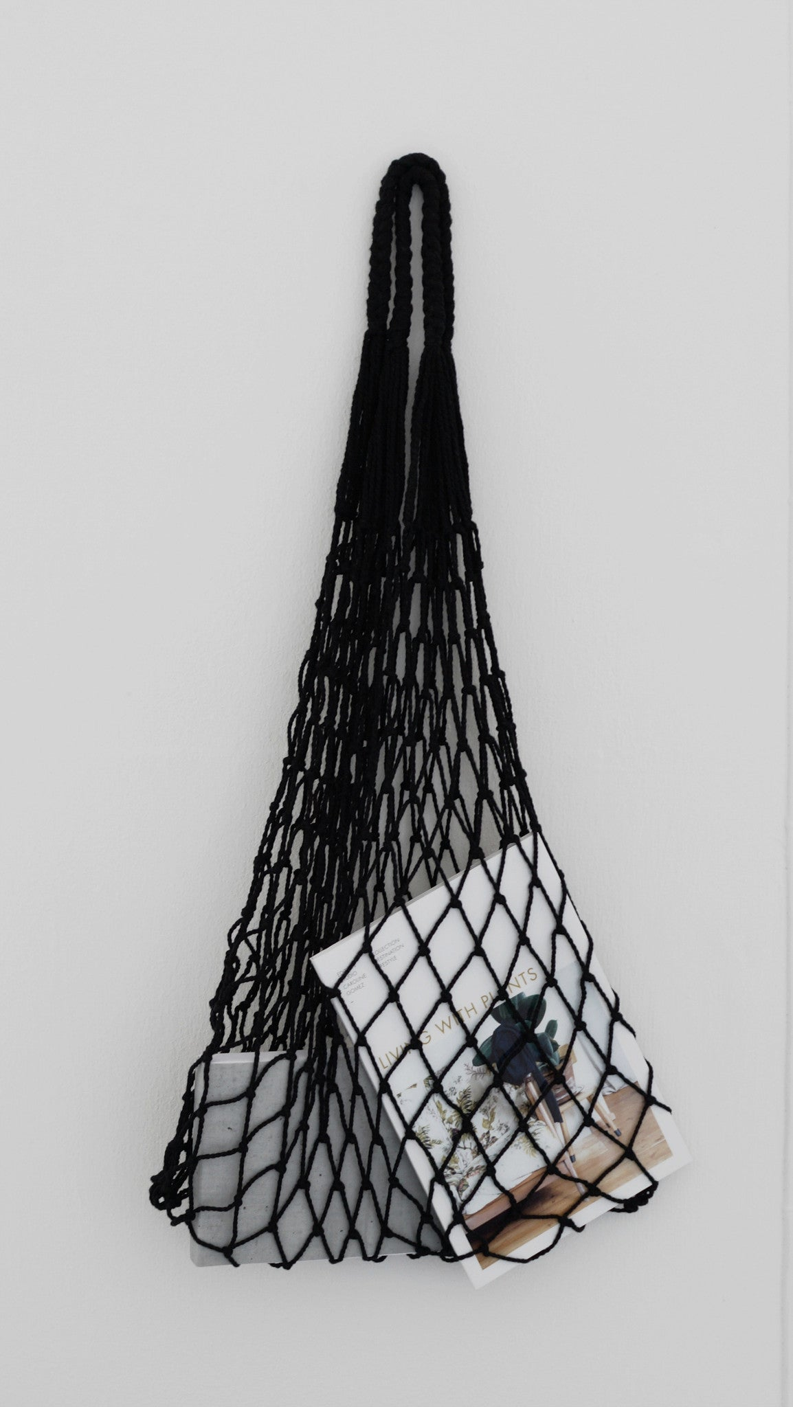 Eco Mesh Bag, Black