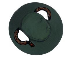 Made For Muffs Dark Green Hat