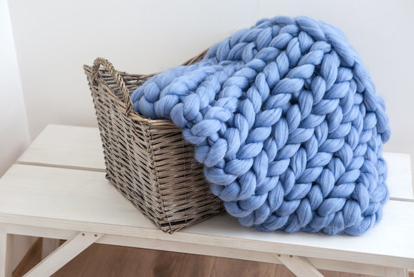 How to Care for Your New Wool Blanket