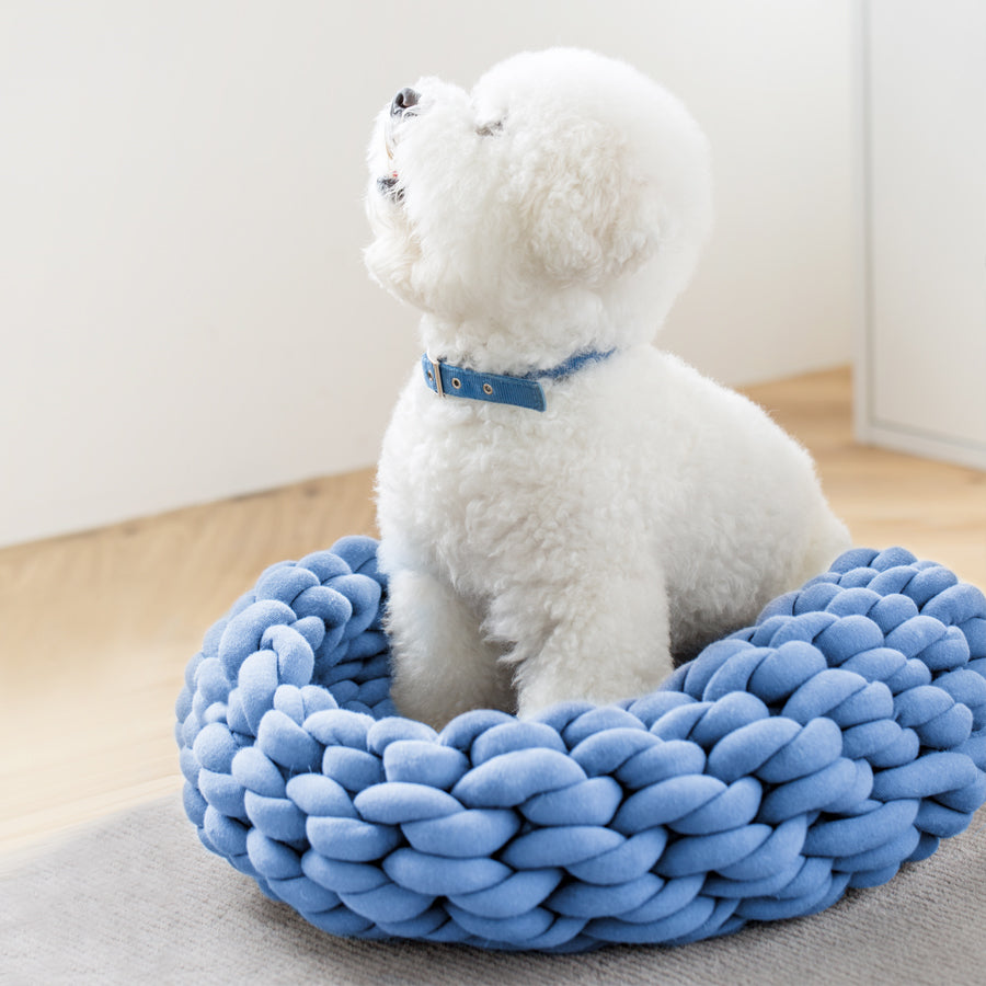 Ohhio Braid Dog Bed