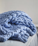 Large Blanket, Blue
