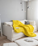 Large Blanket, Yellow