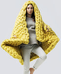 Medium Blanket, Yellow