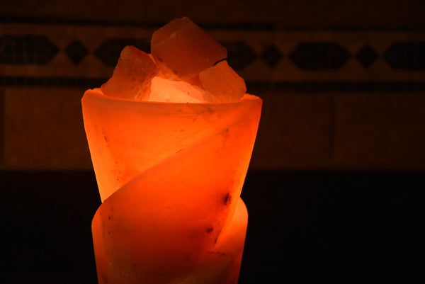 Color and Your Himalayan Salt Lamp