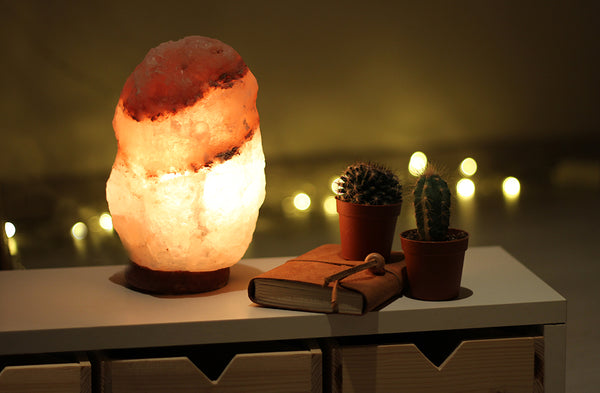 Hazantree Himalayan salt lamp
