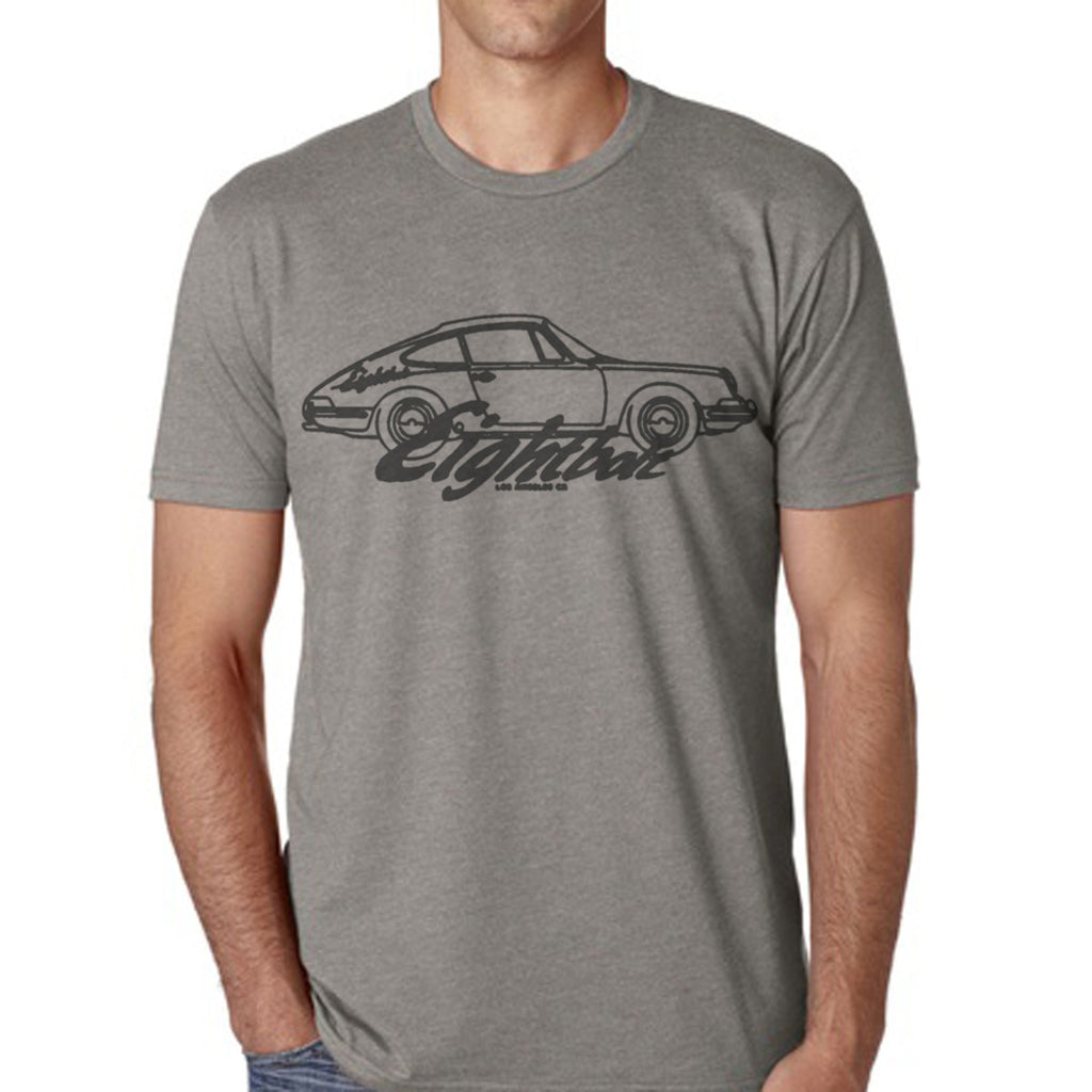Eightbolt Logo warm grey t-shirt