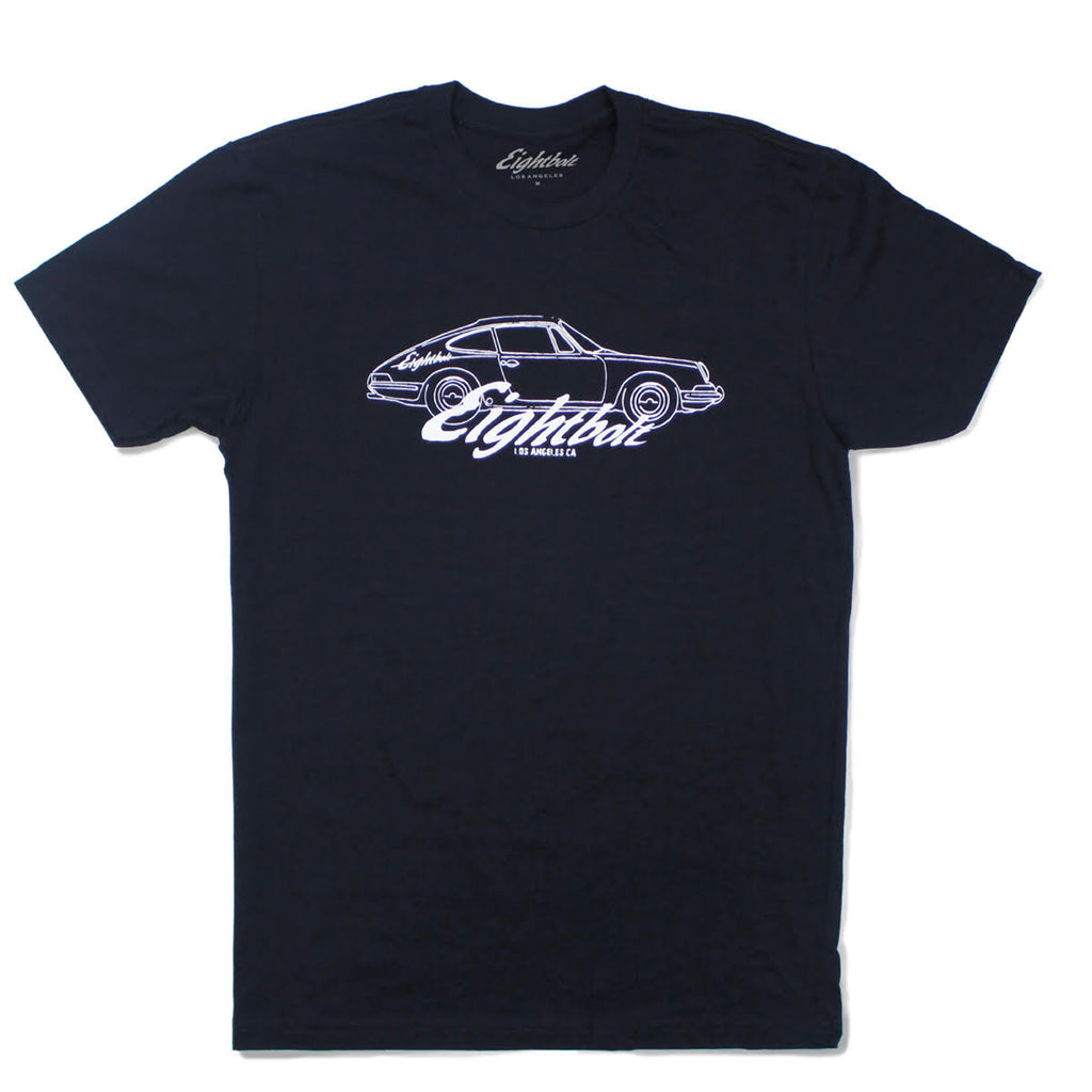 Eightbolt Logo Black t-shirt