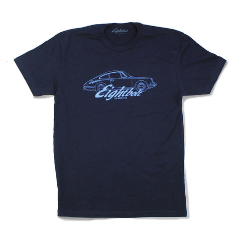 Eightbolt Logo Navy t-shirt