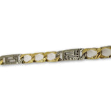 10K Versace 8.5MM Chaine Homme MGC-048 | Men's Chain Versace style 8.5MM in gold 10K-Gold Custom