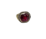 Bague Beverly Rubes en or 10k model 2020 LA009