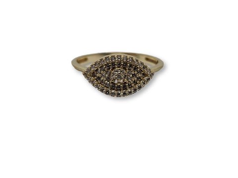 Bague Eye en or 10k model 2020