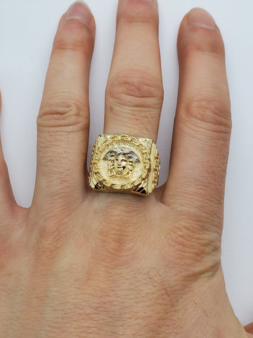 Bague Versace en or 10k model 2020