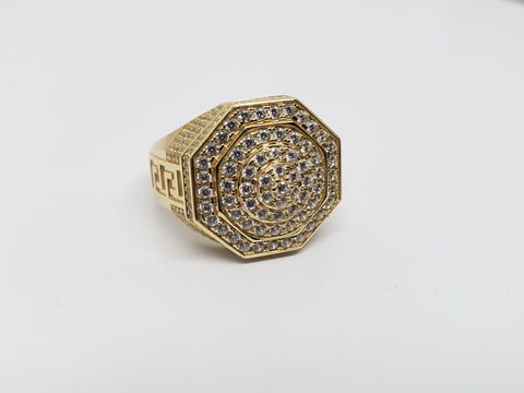 bague versace-al13  2020 en or 10k model