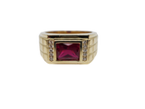Bague Nicolas  en or 10k model 2020