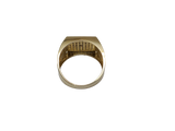 Bague Versace Luigi en or 10k model 2020
