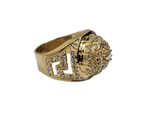 Bague Courbe en or 10k model 2020