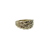Bague  Nuggo-08 en or 10k model 2020 LA034