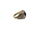 Bague BlueLand en or 10k model 2020 LA003