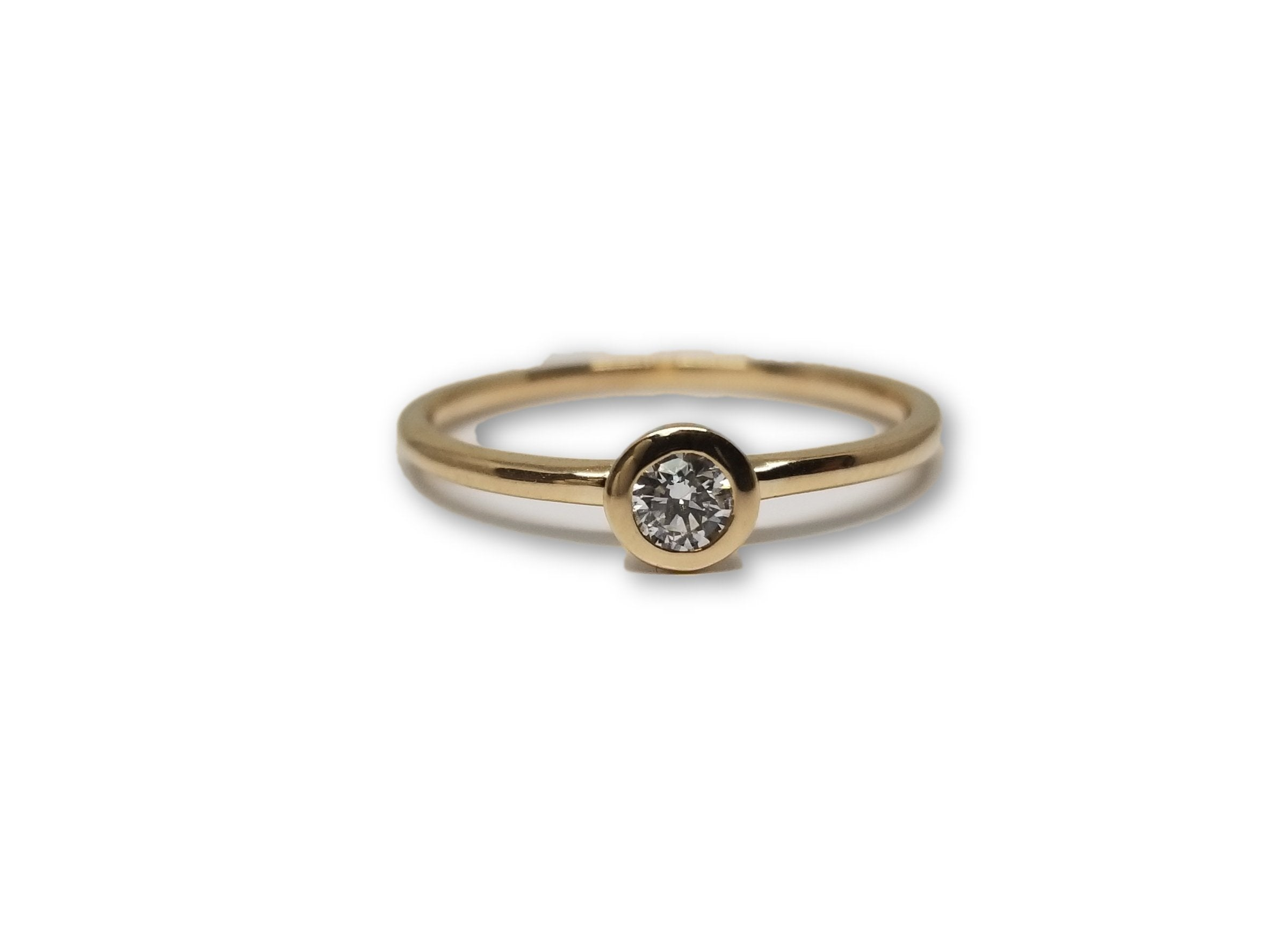 Bague Fashion 14kt  0.13ct de diamants - orquebec