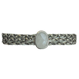 Classic Stone in Moonstone with Clasp