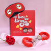 Indigifts Valentine Gifts Hamper for Couples
